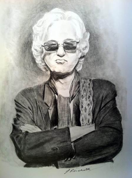 Jimmy Page by mustangsal